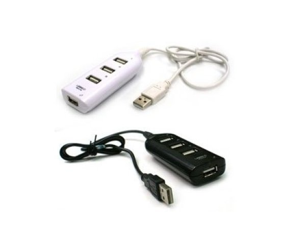 Splitter cable 4 x USB