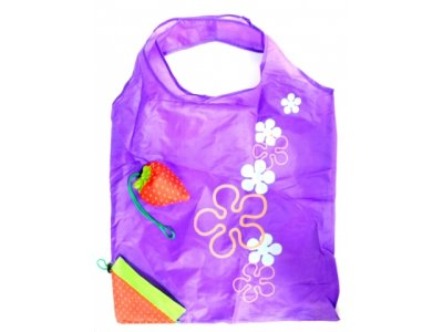 Strawberry<br> Shopping Bag<br> 35x35cm - a mix of ...