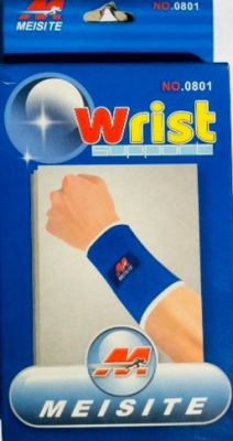 Strippers on wrist Wrist Support 2 pcs