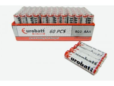 Batteries R3 Max<br>Power Shrink 4 pcs
