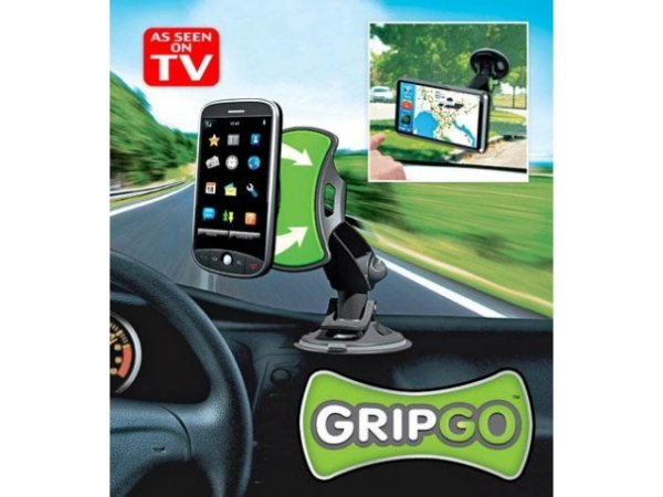 Car Holder GSM<br> silicon NAVI TV<br>GRIPGO