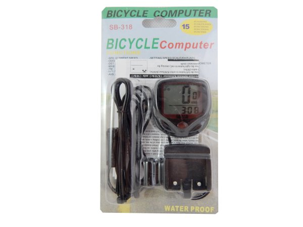 LCD Cycle Counter