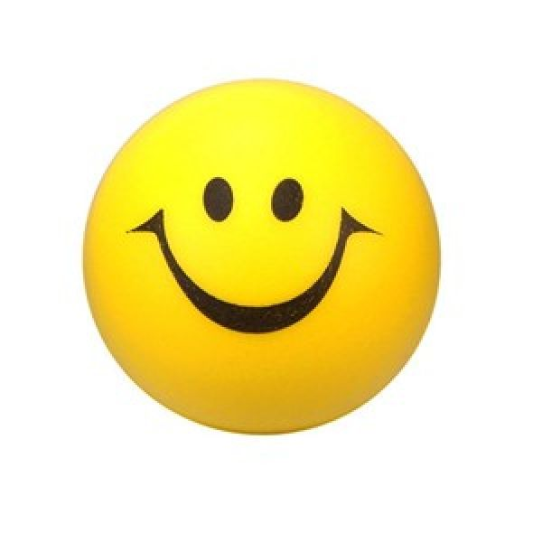 Stress Ball 6 cm<br>Mr. Smile