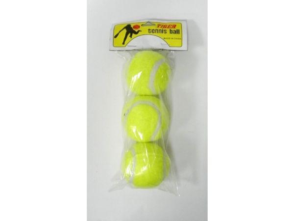 Tennis balls 3 pcs