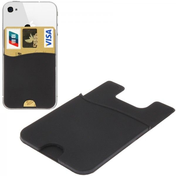 Card Holder<br> Silicone Adhesive<br>GSM