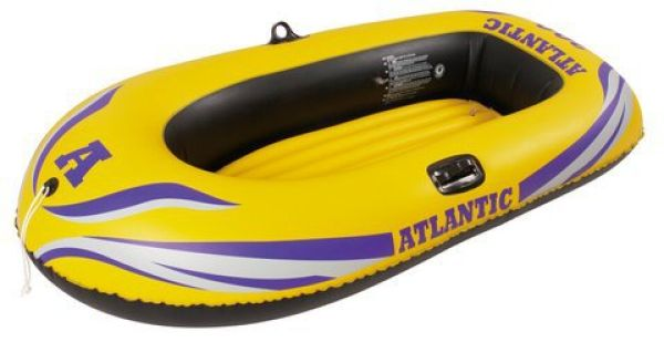 INFLATABLE ATLANTIC BOAT
