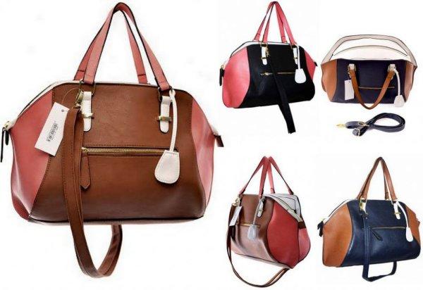 FB65 Beautiful<br> Women Handbag<br>Trunk - listonoszka