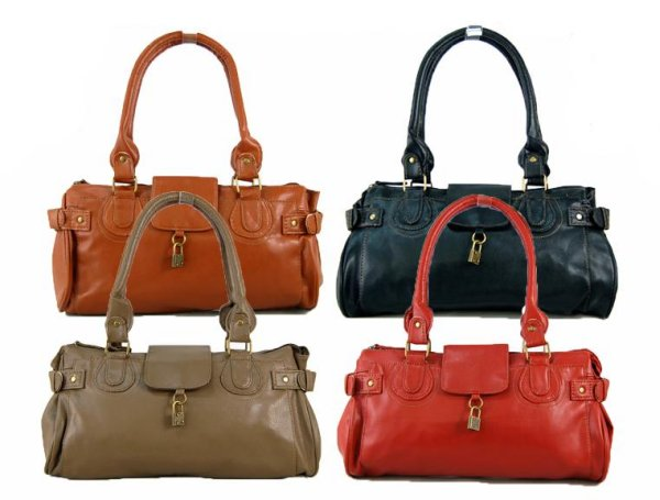 Handbag Women's Handbags Shoulder lock