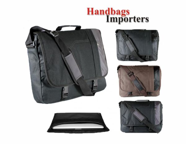 Practical Laptop<br> Bag CB110 Black /<br>Grey
