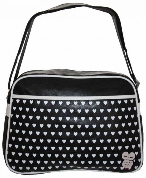 HEARTS Bag Women<br> Large A4 Youth HIT<br>!!