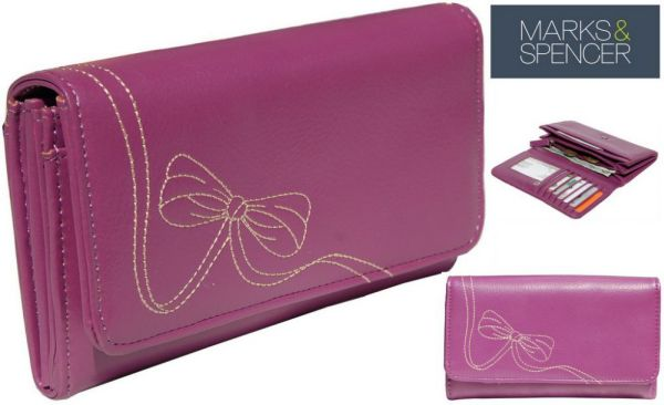 M &amp; S<br> Beautiful Women<br> Wallet Marks &amp; ...