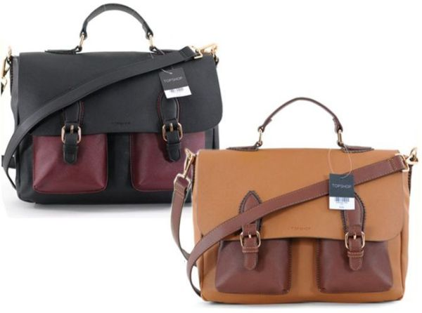 TOPSHOP Handbag<br> Trunk or without<br>the A4