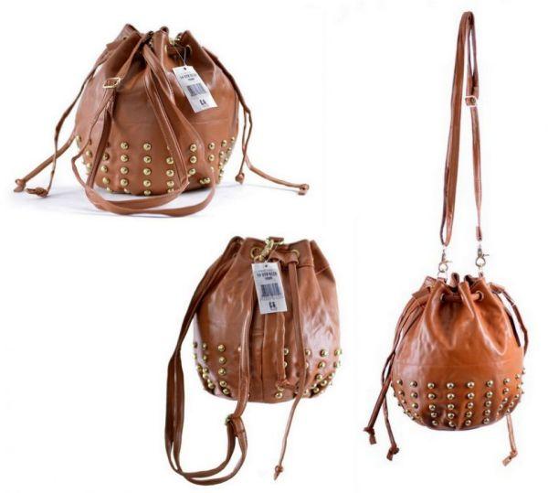 Handtasche mit<br> Nieten<br> Handtaschen, ...