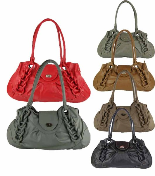 A large roomy women's handbag shoulder ba mode
