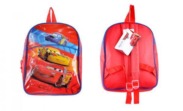 Plecaczek<br> dziecięcy AUTA<br> CZERWONE A4 Plecak ...