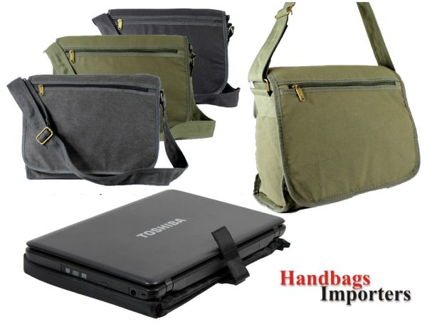 Practical Laptop<br> Bag 514 Khaki and<br>Documents