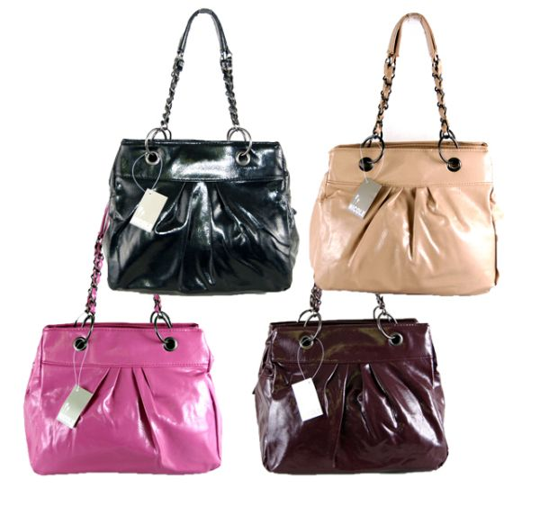 Chains Shoulder Bag Model 2368