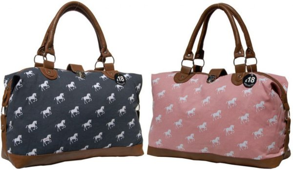 CB153 Horse Large<br> Shoulder Bag<br>Handbag Luggage