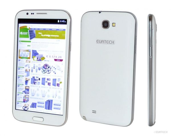 EurTeck 4-core<br> Android 5.8<br> SmartPhone 4.2.1 ...
