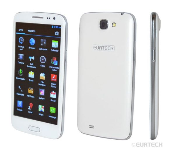 EurTeck<br> 4-Core-Android 5.0<br> Smartphone 4.2.1 ...