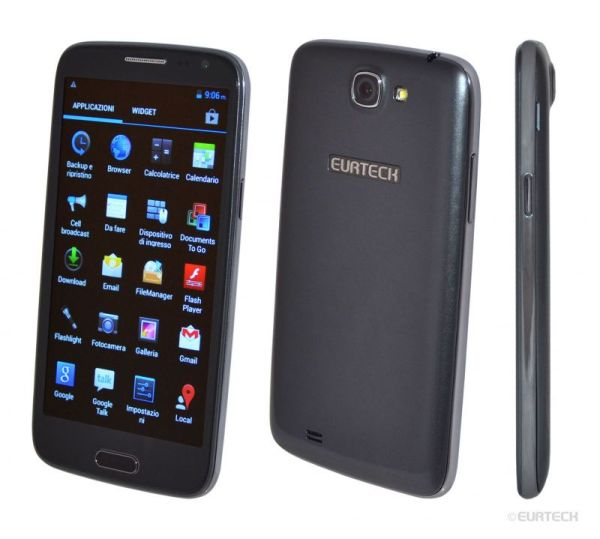 EurTeck 4-core<br> Android 5.0<br> SmartPhone 4.2.1 ...