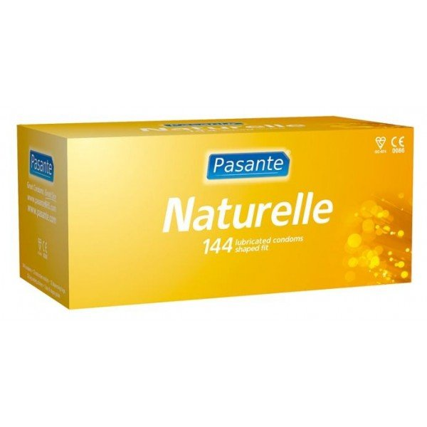 Condoms Pasante<br>NATURELLE 144 pcs