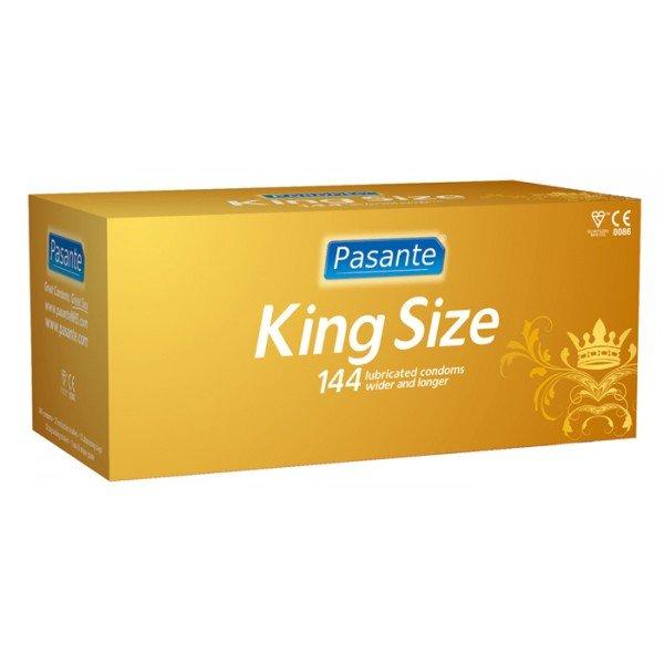 Kondome Pasante<br>KING SIZE 144 Stück