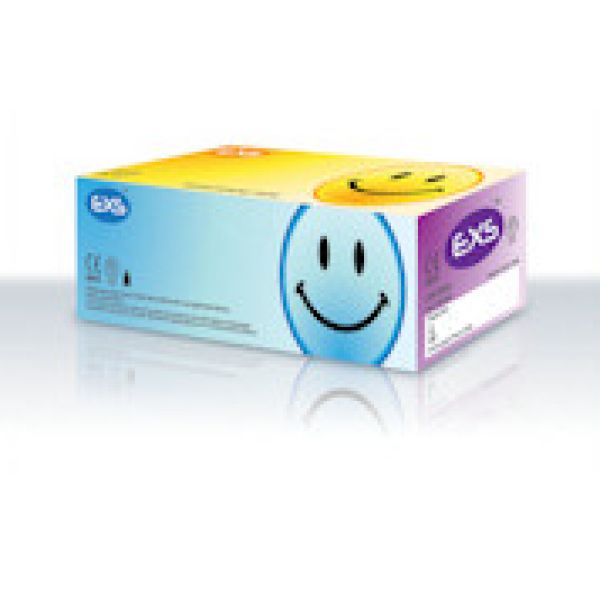 EXS Condoms SMILEY<br>144 Stück