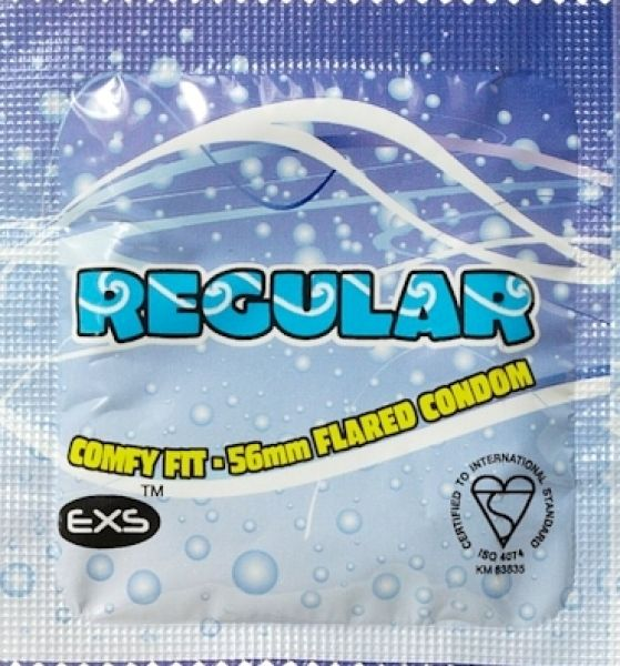 EXS Condoms REGULAR 500 pieces