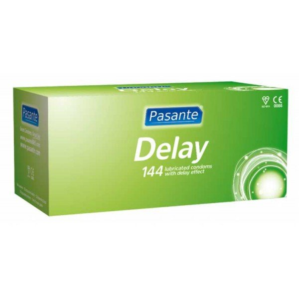 Kondome Pasante<br> Verzögerung 144<br>Stück