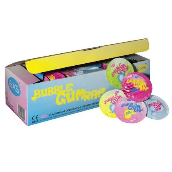 EXS Condoms BUBBLE<br>GUM 144 Stück