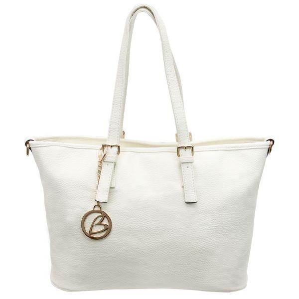 Shoulder bag good<br>quality 886 White