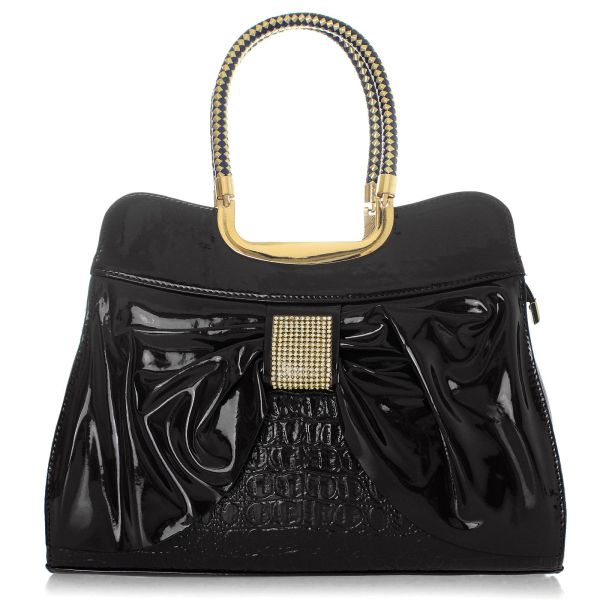 Ladies shoulder<br> bags, handbags<br>5D0018 Black
