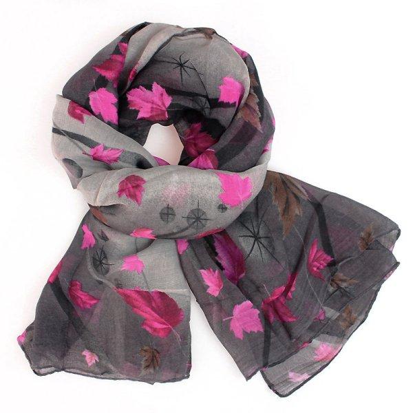 scarf scarf SCARF<br>9BD0163 Grey
