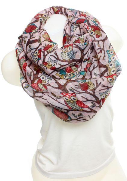 Ladies Loop scarf<br> scarf good quality<br>SM 140189L