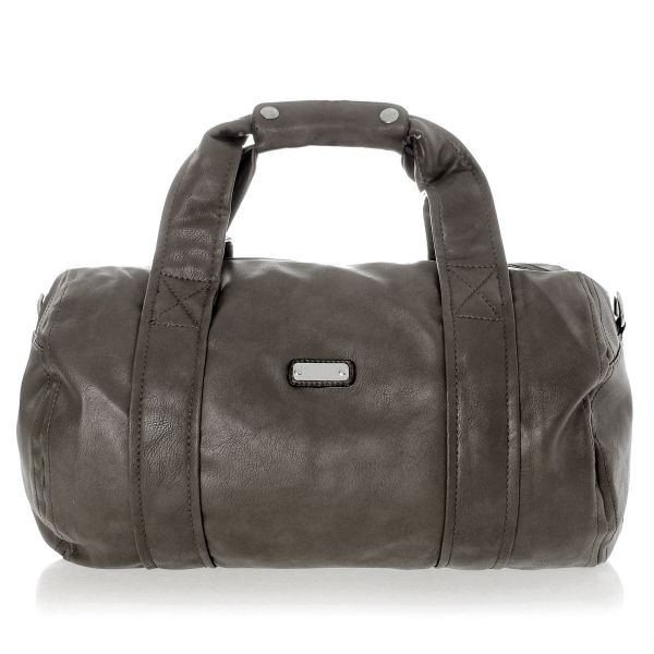 Ladies shoulder<br> bags, handbags<br>5D0022 gray