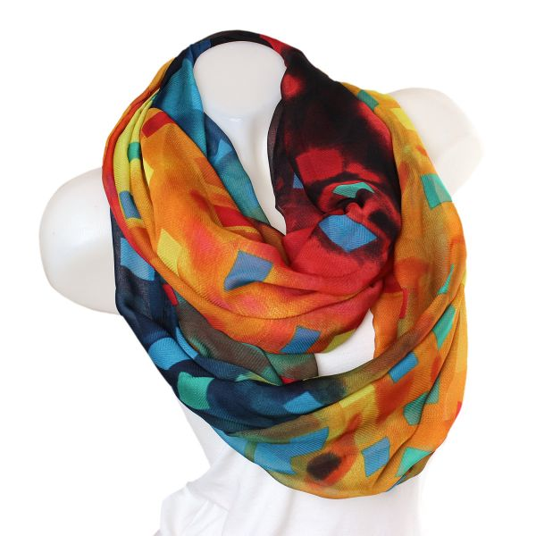 loop scarf 2014/15 Orange