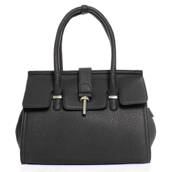 Shopper bag ladies<br>bag handbag black