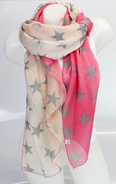 Ladies Loop scarf<br> scarf good quality<br>9D0327 Red