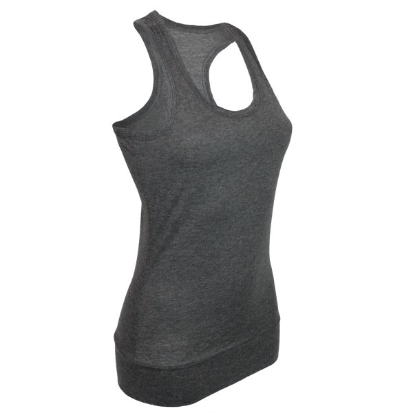 T-shirt ladies<br> good quality TS016<br>Dark Grey