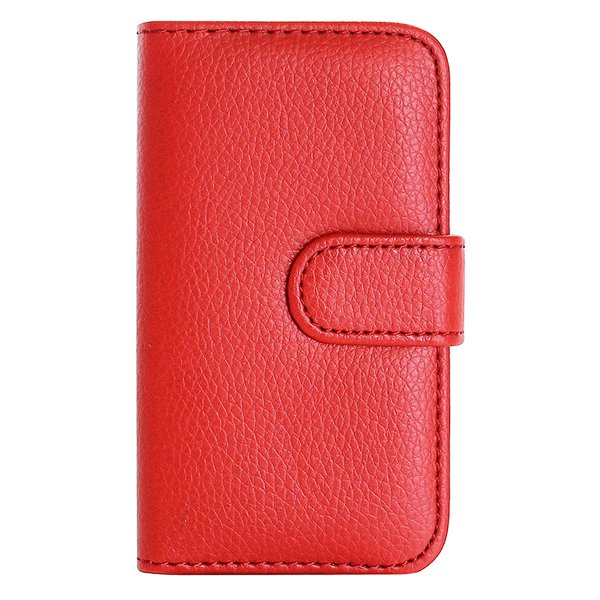 Handy Cover for<br> Smarthphones WIKO<br>BIRDY Red