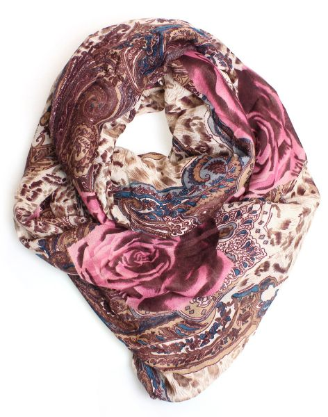 Snood Snood Ladies<br>9D0198 01a_ Pink