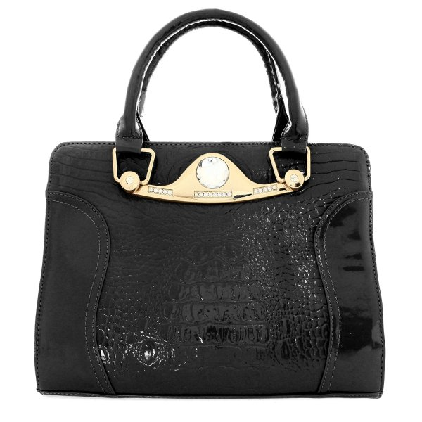 Shopper bag ladies<br> bag handbag black<br>T13