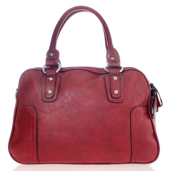 Ladies shoulder<br> bags, handbags<br>5D0021 Red