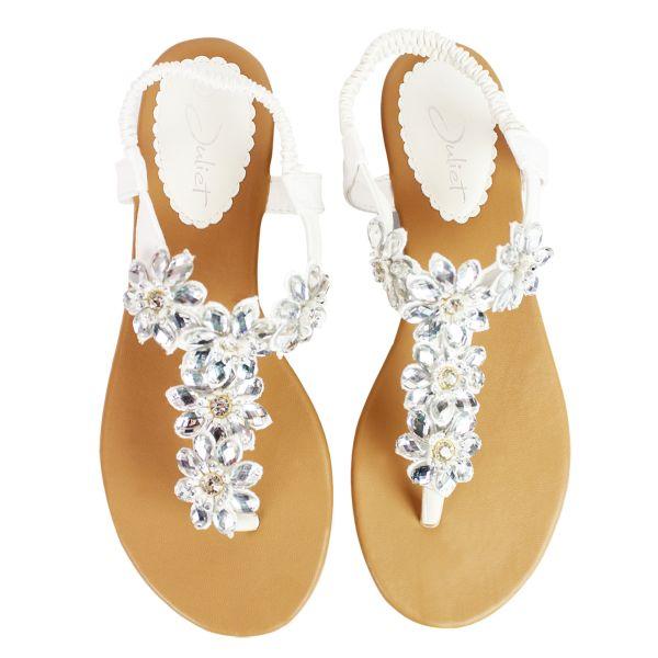 Damen Schuh<br>elegant S_1 weiss 39