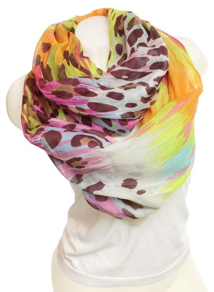 Pink scarf 9d0096