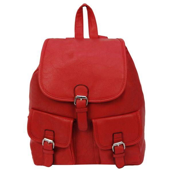 Rucksack Damen<br> gute Qualität<br>M895# Rot