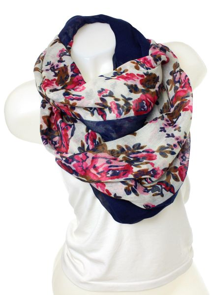 Snood Snood 9D0118<br>Women Dark Blue