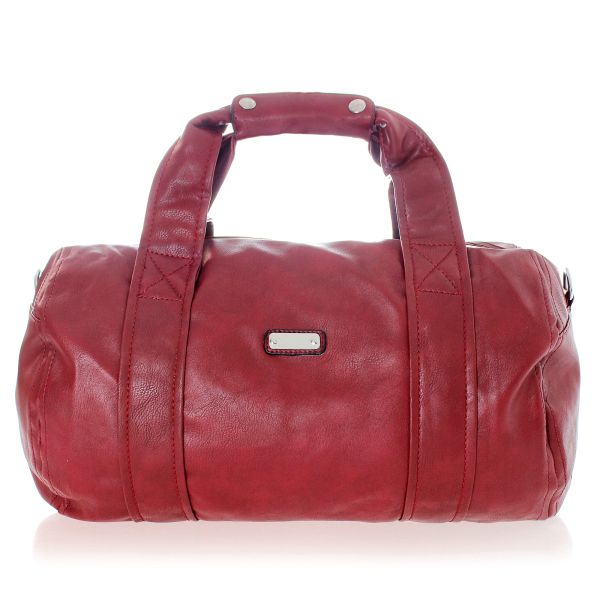 Ladies shoulder<br> bags, handbags<br>5D0022 red
