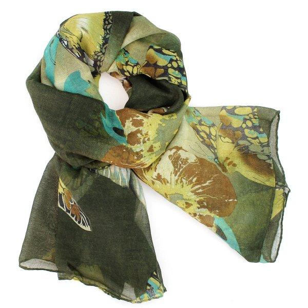 scarf scarf SCARF<br>9BD0164 Green